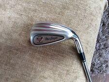 Mens MacGregor v-foil forged right hand 6 golf iron steel shaft reg