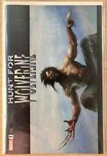 HUNT FOR WOLVERINE #1 GABRIELE DELL'OTTO LIMITED VARIANT COVER JUNE 2018 NM