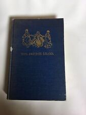 The British Drama Handbook and Brief Chronicle Alan S. Downer