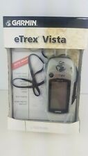 Garmin eTrex Vista H Handheld Open Box
