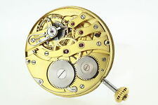 Eterna chronometre cronometri vintage pocket watch movement working 43.5 (b2881