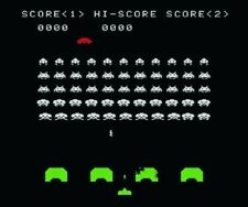 MOUSE MAT SPACE RETRO GAMING FUNNY QUALITY FUN MOUSE MAT LBS4ALL