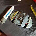 Vintage 1978 Battlestar Galactica  Space Toys, Stellar Probe, Cylon raider!