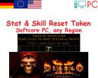 Diablo 2 Resurrected Zeichen der / Token of Absolution Stat&Skill Reset PC SC