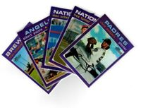2020 Topps Heritage Chrome PURPLE Hot Box SP You Pick Complete your set