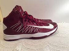 Men Nike Hyperdunk T B Athletic Shoes Red White Us Size 18 New Lunarlon Basketba
