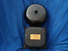 Vintage Schwarze Electric Bell Cat No. 76 School Alarm Shop *HEAR IT RING*