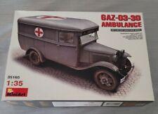 1:35 Miniart GAZ-03-30 Ambulance