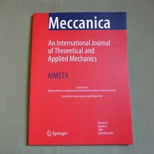 Meccanica 43_2 2008_experimental and theoretical analysis of stress and strain