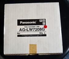 Panasonic 0.8x - 72mm - Wide Angle Converter Lens AG-LW7208G