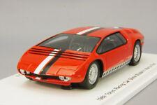 Spark 1:43 Bizzarrini Manta 1969 Red Tokyo Racing Car Show from Japan