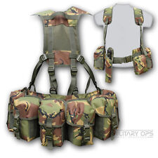 MOLLE Para Airborne Special Forces Webbing DPM Camo Modular SAS Solider