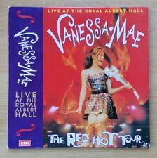 Vanessa Mae: The Red Hot Tour (1995) NTSC Laserdisc 724349156814