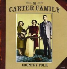 The Carter Family - Country Folk (4CD)