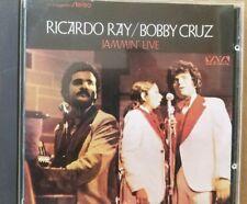 Bobby Cruz Y Richie Ray Jammin live , Salsa Cd Puerto Rico