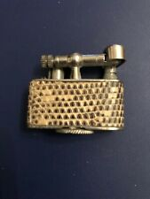 Antique pocket cigarette lighter, circa 1920