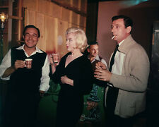 Marilyn Monroe, Gene Kelly and Yves Montand photo - C1096 - Let's Make Love