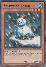 ♦Yu-Gi-Oh!♦ Bonhomme de Neige Carnivore/Snowman Eater x3 : -ANGLAISE/COMMUNE-