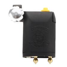 New Rotary Motor Tattoo Machine Liner Shader Gun Black K2F4