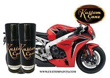 HONDA RED 400ml AEROSOL CANS Custom Paint, Motorcycle, HOT ROD, AUTOMOTIVE