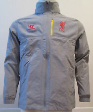 Liverpool Warrior training rain jacket for boys size SB/122