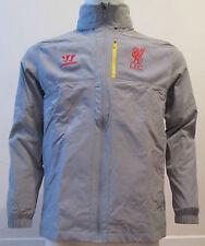 Liverpool Warrior Formazione Rain Jacket per Ragazzi Taglia sb/122