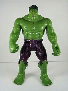 "2013 Hasbro Marvel Incredible Hulk 12"" Action Figure Avengers Titan Series"