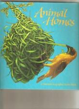 Animal Homes: Pop-up Book (A National Geographic a
