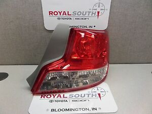 Scion 2011-2013 tC Right Rear Tail Light Genuine OEM OE