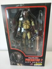 "Hiya Toys Exquisite Mini Predator 2 City Hunter 4"" Inch 1:18 Scale Figure"