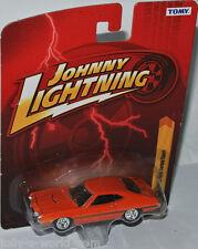 Forever 64 R25 - 1972 FORD TORINO SPORT - orange - 1:64 Johnny Lightning