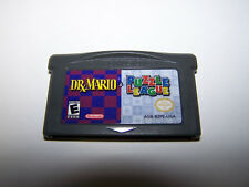 Dr. Mario & Puzzle League Game Boy Advance Gameboy SP Game
