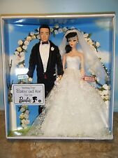 BARBIE & KEN REPRODUCTION WEDDING DAY GIFT SET *NEW* WITH *BONUS* PANTIES
