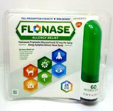 Flonase Allergy Relief Nasal Spray 60 Metered Sprays