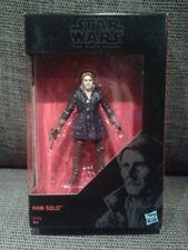 "Star Wars Black Series TFA 3"" Han Solo Cold Weather Gear Figure Walmart Excl."