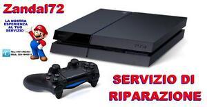 SERVIZIO DI RIPARAZIONE LENTE PLAYSTATION 4 PS4 ORIGINALE CON GARANZIA KES-860A