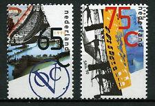 Nederland 1453-1454 VOC-Sail-ship 1990  postfris/MNH