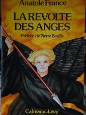 La Révolte des Anges - Anatole France. Ed. Calmann-Lévy.1980