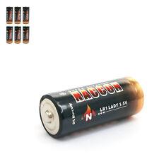 6 piezas LR1 1.5vV batería alcalina AM5 E90 N 910a Lady sum5