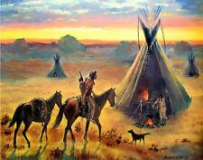 HOME FROM THE HUNT by Richard R. Nervig