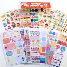 Yummy Friends Matryoshka And Other Stickers