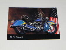 New 1993 In Line card: 1947 Indian