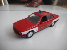 Schabak BMW 535i Notruf 112 in Red on 1:43