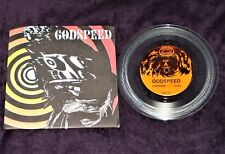 "Godspeed - Acid house / Time bomb 7"" Clear Vinyl PS"