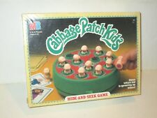 VINTAGE 1984 MILTON BRADLEY CABBAGE PATCH HIDE AND SEEK GAME COMPLETE AS-IS
