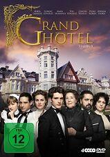 ADRIANA/SALAMANCA,AMAIA/GONZALES,YON OZORES - GRAND HOTEL-STAFFEL 3 4 DVD NEU