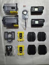 Sony HDR-AS30V (GPS) + Sony HDR-AS15 + Sandisk 32GB Ultra microSDHC