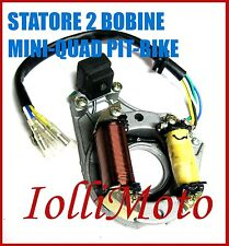 STATORE SUPPORTO BOBINE 5 FILI MINIQUAD 110 125 PIT-BIKE 110 125 150 CINESI