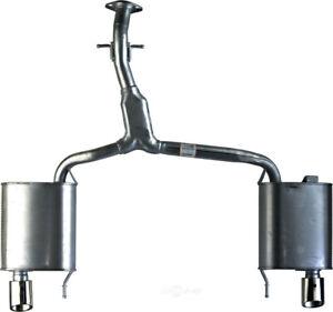 Exhaust Muffler Rear Autopart Intl 2103-233925 fits 06-13 Lexus IS250