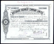 Aylesbury Brewery Co., £ 10 actions, 1896